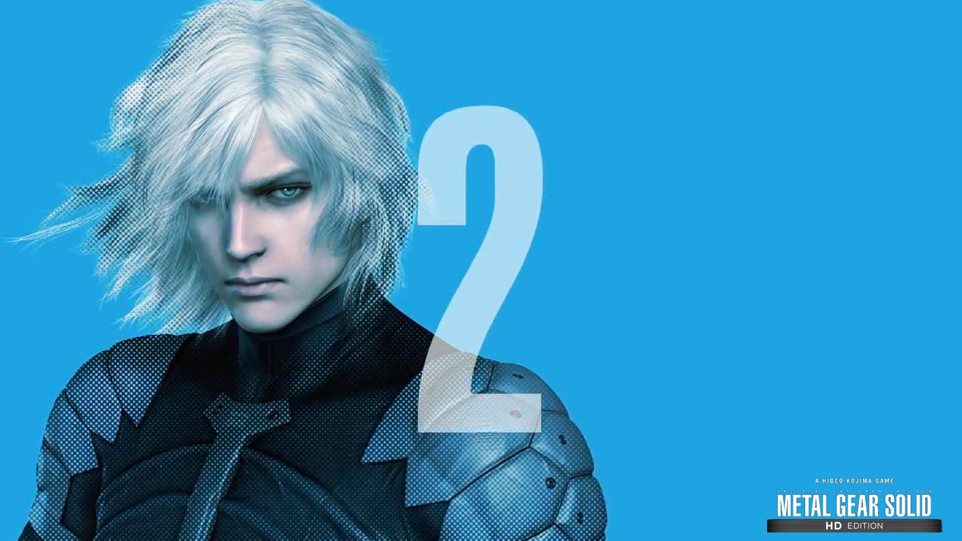 Raiden Mgs2 Hd Metal Gear Solid 2: So...