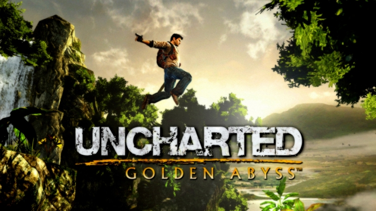 uncharted golden