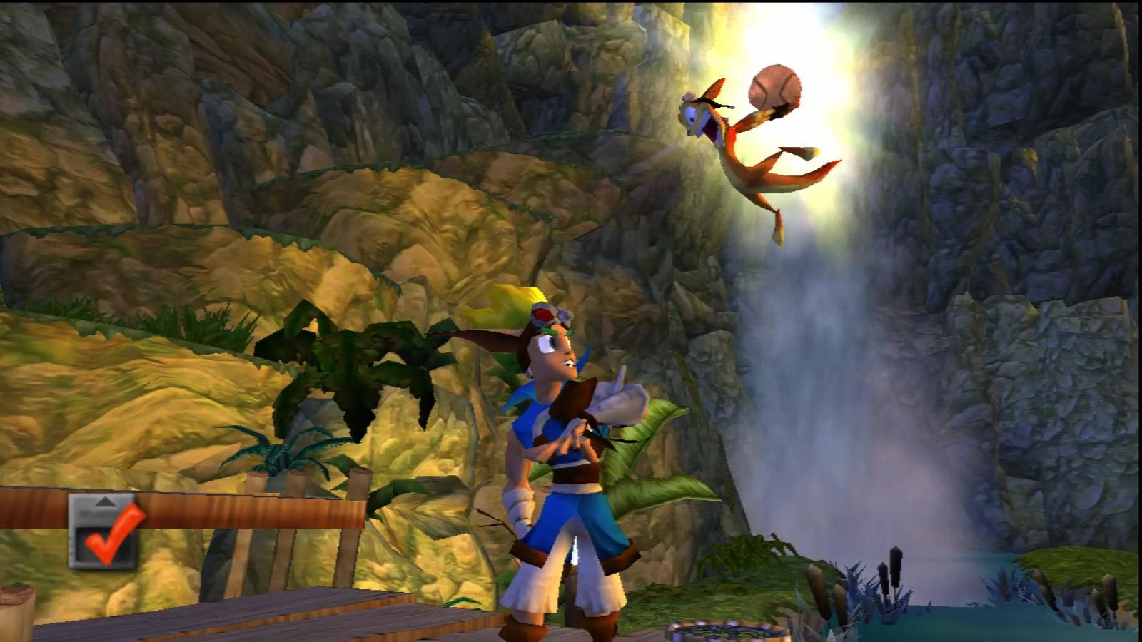 Jak Daxter The Precursor Legacy Hd Review Console Hq