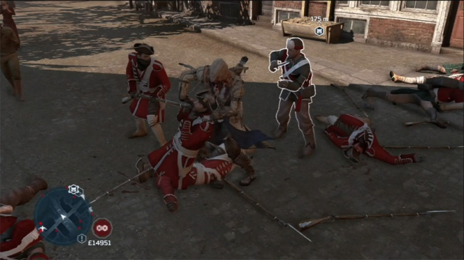 Even though the combat was a highlight in ACIII, it could be improved.