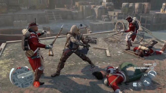 ACIII was a step up, but even shared some of the narrow parameters of the series' past.