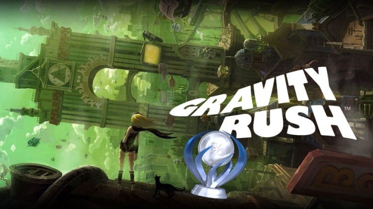 gravity rush platinum hunt
