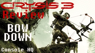 Crysis 3 Review Header