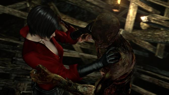 Ada is known to tango with zombies.