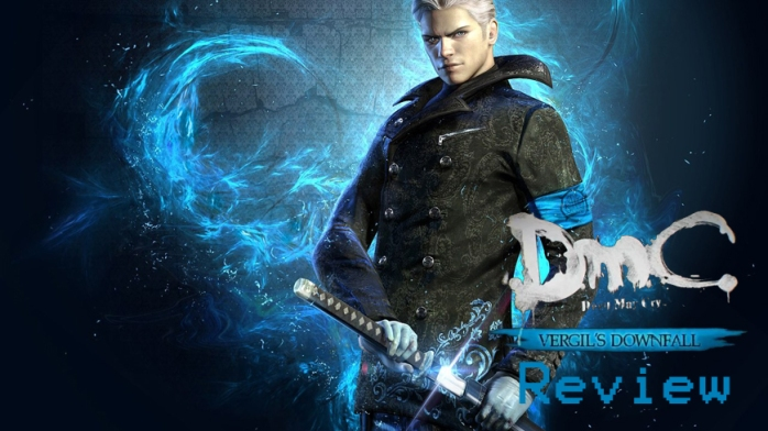 DMC Vergil Downfall