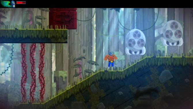 Guacamelee!'s references are anything but subtle.