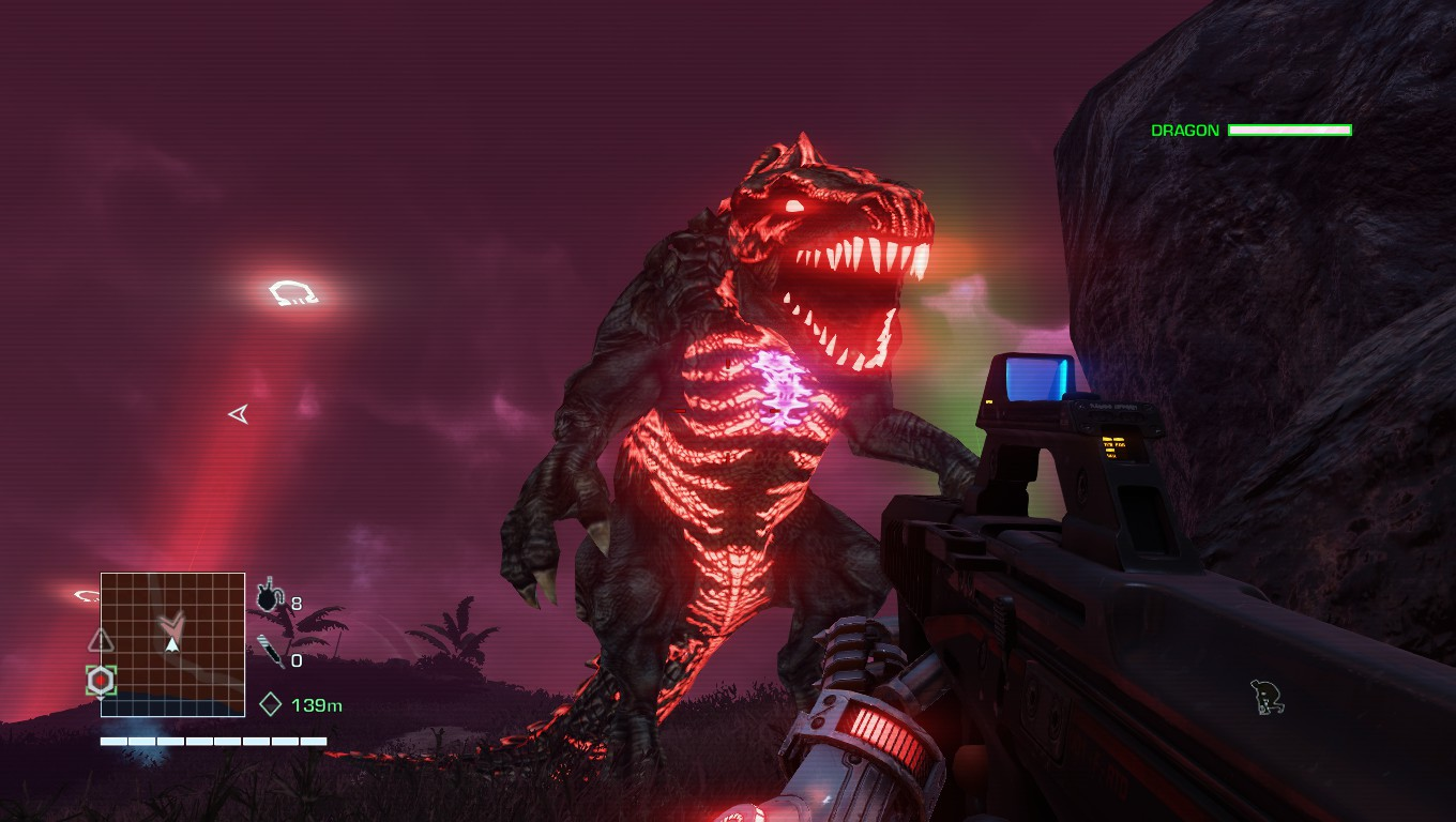 Far Cry 3 Blood Dragon Review Console Hq