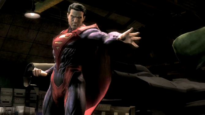 Superman the asshole.