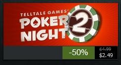 PokerNight 2 Steam